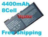 Free shipping &8 Cell Battery For Gateway M500 M505 BTP-68B3 4400mAh