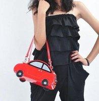 Free shipping New Arrivals fashion Women's Ladies Unique Creative designer car style PU leather Shoulder bag mini sexy Handbags