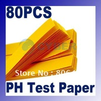 80pcs Full Range Water PH 1-14 Test Paper Litmus Strips Kit Testing dropshipping