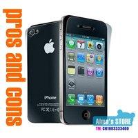 Чехол для для мобильных телефонов metal case for iphone 4/4s colorful