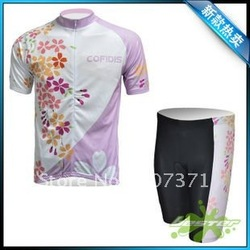 New COFIDIS women's short sleeve cycling jersey,cycling wear,cycling apparel,cycling sportswear&free shipping(China (Mainland))