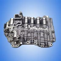09G valve body & oil line plate