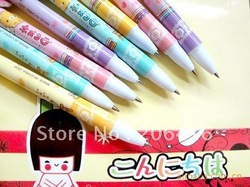 new Korean stylep romotional ball pen for kids/promotion/decoration(China (Mainland))