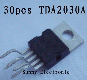 TDA2030A TDA2030 14W Hi-Fi AUDIO AMPLIFIER 30pcs