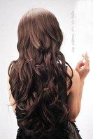 HOT SALE, 27inch 100%  Malaysia human hair , Full lace wig,human hair wig,long deep wave,Free Shipping