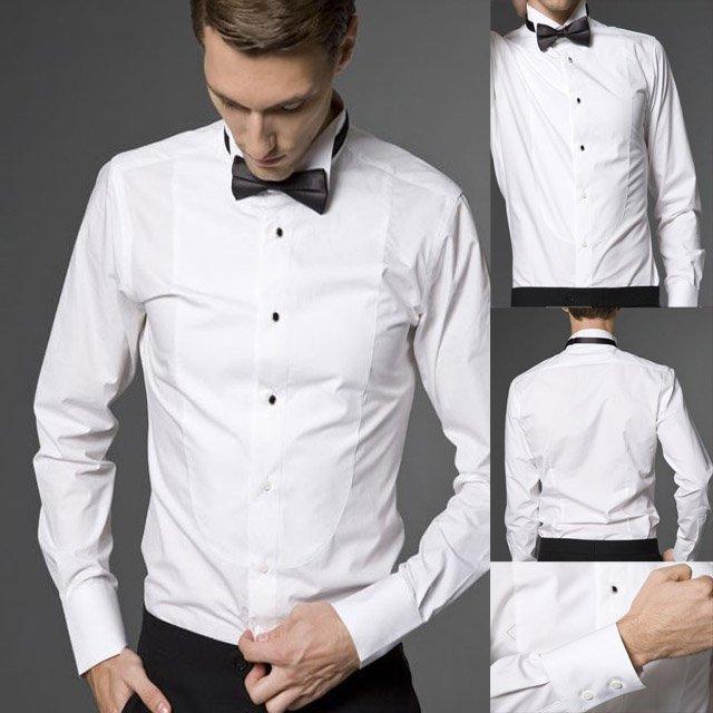 men shirt Tuxedo shirt Tuxedo Shirt