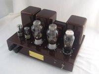 Free Shipping  Bowei 2A3C Hi-End Class A Tube Integrated Amplifier 2A3 VERSTARKER BK