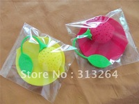 cute style silicon tea infuser with pad wholesale