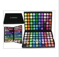 Free shipping Pro 120 Full Color Eyeshadow Palette Fashion Eye Shadow