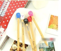 Wholesale & retail,Lovely match ball-pen/Cute ball-point pen/ Free Shipping