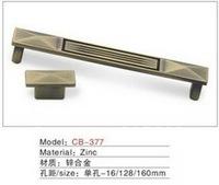 Best selling Zinc Alloy Kitchen Cabinet Furniture Handle CB377
