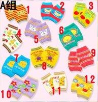 Hot Sale Baby Crawler Crawling Knee Pad toddler Protectors lea warmer kneecap kneeboss 60pcs/lot mix order