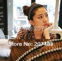 Wholesale retail Magic pearl Hairbands accessories hair tools Maker Hair band forehead hair decoration head band