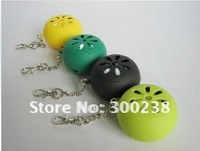 Free shipping Wholesale Hamburg key chain multi-functional mini MP3 phone speakers
