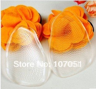 Insole High-heeled shoes pad/feet protection/Soft and comfortable gel insole/Wholsale Free Shipping