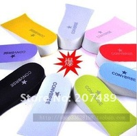 Taller Height Increase Insoles Pads elastic heighten insole attach insole pad multi colors 2.5cm