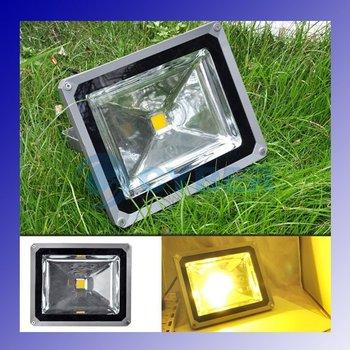 [Sharing Lighting]50W 85~265V IP65 High Power waterpfoof Landscape Lighting LED Wash Flood Light Floodlight Outdoor Lamp
