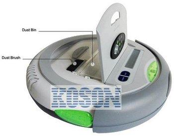 3 In 1 Multifunctional Robot Vacuum Cleaner (Auto Vacuum,Auto Sterilize,Auto Air Flavor) 1 Year Warranty KM2269