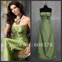 RS021 Free shipping Real sample quality Cheaper bridesmaid dress
