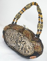 Artificial Stone Handbag, Elegant Bag, Lady Handbag, Party Bag, Evening Bag+Wholesale+Free Shipping2012/2