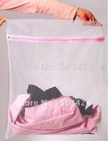 Free shipping+60pcs/lot+Hiqh Quality Mesh Laundry Bag,Washing Bag, 30*40cm