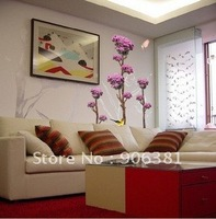 pachira macrocarpa Wall paper,wall sticker,wall decal,house sticker Free shipping