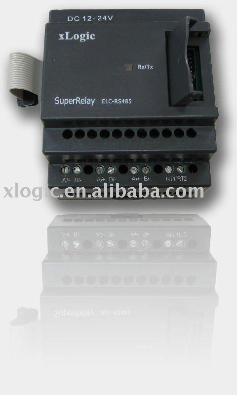 xLogic Micro PLC ,Standard ELC-18 series expansion modules,programmable logic controller ELC-RS485(China (Mainland))