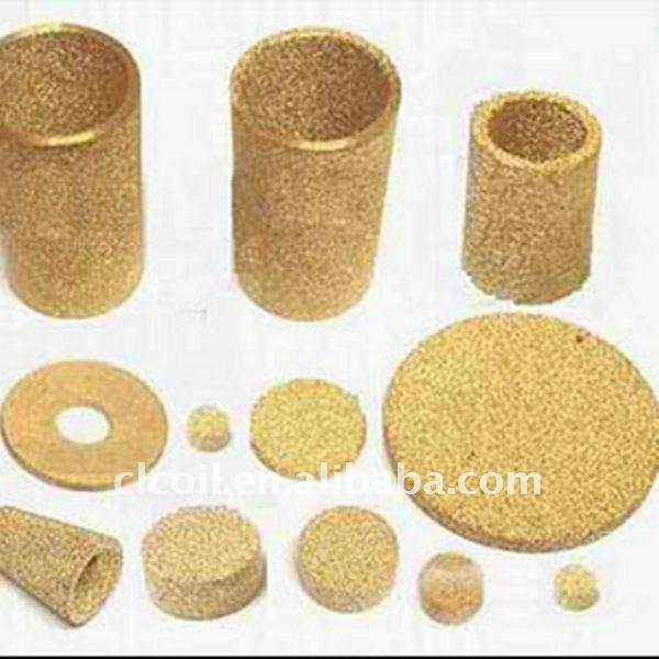 Sintering Bronze Powder Filter Elements(China (Mainland))