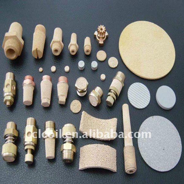 Bronze Powder Porous Filter(China (Mainland))