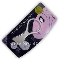 Wholesale 50pcs/lot New Makeup Crystal Triple Eyelashes Eyeliner Shaper Eyeliner Lash Card Eye Gel Drawer