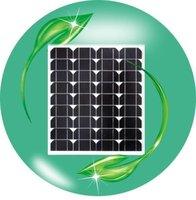 40w Solar Panel Module Monocrystalline 12v system,Free shipping,Grade A,Brand New !Solar Panel
