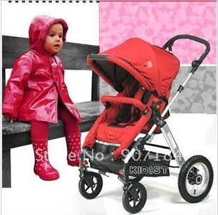 Special Edition Hot baby pushchair with car seat,good pushchair, baby pram/stroller/pushchair(China (Mainland))