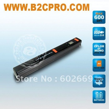 NEW!! Clearance Pricde!! portable scanner for A4 size