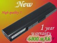 Free shipping&4800mah Battery for ASUS U1F U1E U3S U3Sg 90-NQF1B2000T A32-U1
