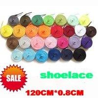 wholesale colorful shoelaces,shoe strings,men shoe laces,50pairs/lot,free shipping