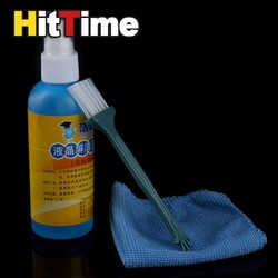 1Pcs/lot Laptop LCD Monitor Plasma Screen Cleaner Cleaning Kit [3182|01|01](China (Mainland))