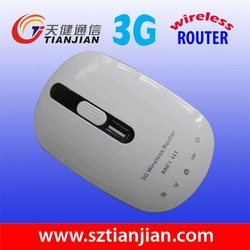 mini portable 3g wifi HSDPA/HSUPA/CDMA EVDO network router(China (Mainland))