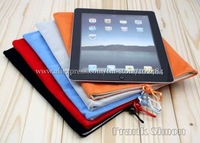 Wholesale X20 Soft cloth sleeve bag sleeve cover for Apple iPad/iPad2/Tablet PC & Drop Shipping