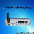 GOIP1,1 channel VoIP GSM Gateway ,support sip and H.323