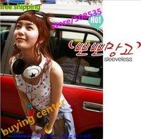 Free Shipping Star Headphone mp3/mp4/DJ/PC/Laptop/PSP Popular - fashion colorful Mix-Style