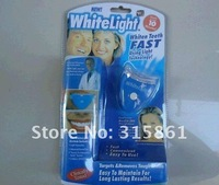 Free shipping 120pcs FWhitening Whitener Whitelight Kit Hot selling hiteLight Tooth Whitening System Ionic Teeth WhiteLigh