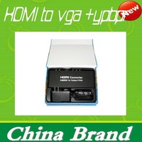 HDMI to vga+ypbpr wholesales competitive price
