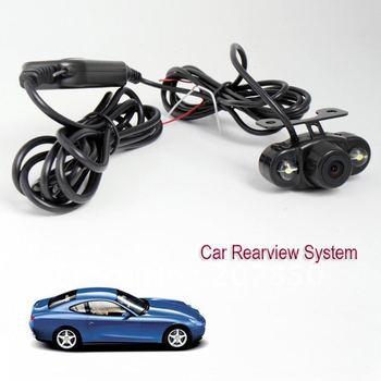 Free shipping Wireless Car Rear View Reversing IR Night Vision Camera
