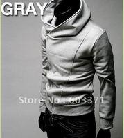 NWT Mens Slim Sexy Top Designed Hoody Jacket M L XL XXL