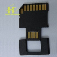 MicroSD/TF to SD USB Flash U Disk Adapter support  1-8GB  card sets