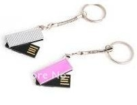 Metal Mini grace USB Flash Drive, usb flash memory, flash drives, flash drive swivel twister sticks, PENDRIVE