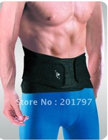 FreeShipping !!! Magic  Neoprene Waist Support With Spring  Back Brace Superior flexibility and durability for daily wear