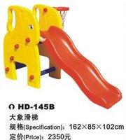 CE certified, 2011 kids indoor plastic slide / indoor playground equipment, elephant slide