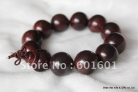 Free shipping,hot sales wood bracelet,sandalwood material,sanders smell