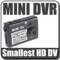 Smallest Mini Portable HD Camera DV Video Recorder 20pcs/lot free shipping.